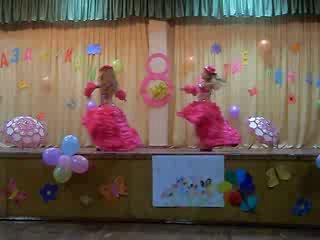 Куклы Сафонова Алина и Боделан Алисия