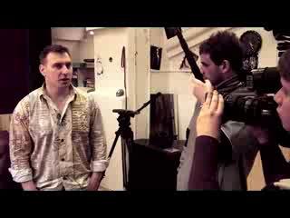 Канал НТВ узнает у культового продюсера Брановицкого Сергея как стать знаменитым!