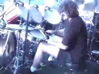 Paul Mazurkiewicz (Cannibal Corpse) - Fucked With A Knife