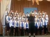 Старший хор Херувимская песнь