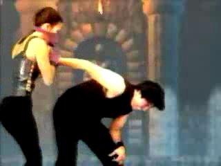 Рекламный трейлер телевизионного шоу Mortal Kombat: Federation of Martial Arts