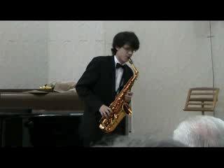 Гала концерт Лауреатов Сельмер - Детям 2 версия (после увольнения звукрежа)