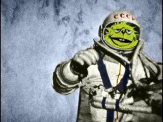 ПИСИКАК в космосе