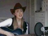 Strawberry Wine - Deana Carter cover -  Holly - Земляничное вино - Холли Кирби