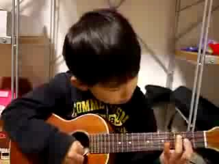 Ukulele Boy Plays I'm Yours By Jason Mraz