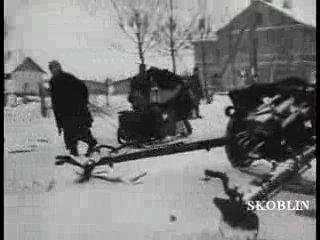 Взятие Шлиссельбурга 18 января 1943 г.