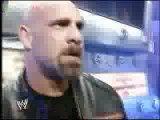 WWE Backlash 2003 - The Rock Vs. Goldberg promo (Remedy version)