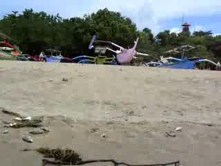 Индийский океан - побережье Куты, о. Бали
