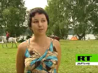Волга - 2009 телеканал RT