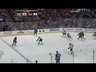 27.12.2009 - Флорида Пантерз - Бостон Брюинз - 1:2 (1:0, 0:1, 0:1)