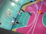 26.01.2010 г. турнир по баскетболу среди групп 2ого курса ПЛ №1 2пг1 26-14 2э1