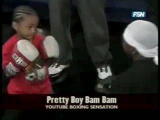 Золотой ребенок Bam-Bam!!!5 летний боксер!