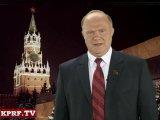 Новогоднее обращение Председателя ЦК КПРФ Г.А. Зюганова