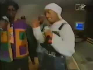 2pac - Freestyle on Yo! MTV Raps