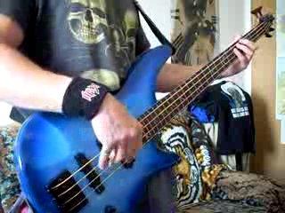Ария-Улица Роз (cover bass)