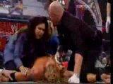 WWE Backlash 2008 Undertaker vs Edge (кровавая смерть эджа)