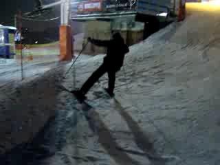 Горные Лыжи- Жажда скорости
