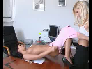 Office Girl-Helena & Nella