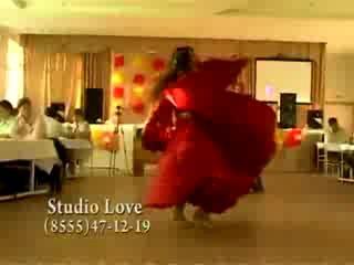 Цыганский танец Венера Ферарь со скрипкой  2008 г.
