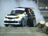 Subaru Imreza WRX STI WRC 2009