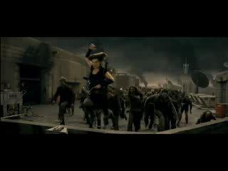 Тизер фильма Resident Evil 4:Afterlive