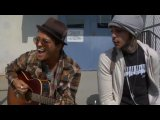 Travie McCoy- Billionaire ft. Bruno Mars (LIVE ACOUSTIC)