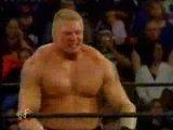 Brock Lesnar vs. Jeff Hardy Backlash 2001