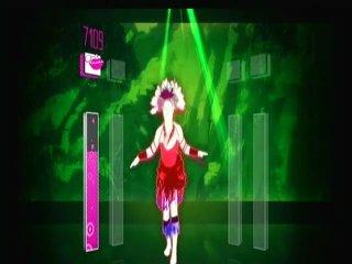 Wii - Just Dance - Jin Go Lo Ba