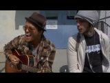 Bruno Mars ft Travie McCoy - Billion Aire (Live Acoustic)