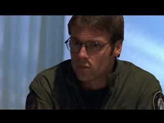 Звёздные врата SG-1 15 серия 3 сезона