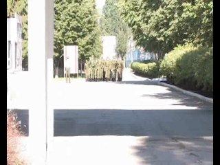 Военное училище. Выпуск 2010г