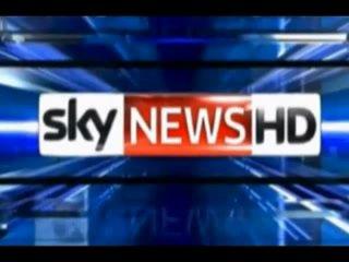 Sky News HD Ident