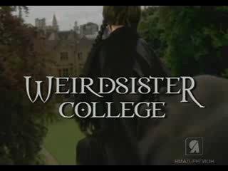 Самая плохая ведьма в Колледже волшебников 8 серия