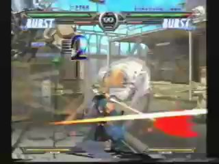 Guilty Gear X2#RELOAD Ky Kiske Combos