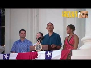 День Независимости 2010 - Бо-Бо Обаммер снова гадит на Конституцию и Отцов-Основателей.