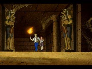 Скуби-Ду: Где моя мумия / Scooby Doo in Where&amp#039s My Mummy (2005)