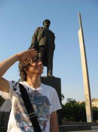 Данил Явдощин, 5 августа 1989, Москва, id9153374