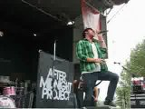 After Midnight Project - Digital Crush (Warped live 2009)