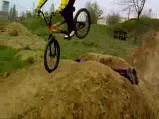 Belgorod-Dnestrovskiy BMX jumps =)