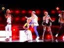 (ВОТ ОНИ настоящие победители Евровидения-2010)Sun stroke project and Olia Tira - Run away