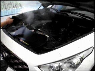 Infiniti FX35 Мойка двигателя паром смотреть онлайн без регистрации
