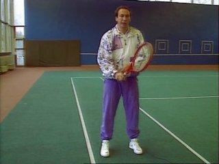 Уроки тенниса от тренера сборной России Шамиля Тарпищева, часть 1 (Начала тенниса)