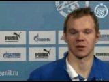 Анюков - Вы извините меня, я щас лучший правый защитник в мире)))))