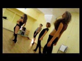 Открытый урок у Лены Прель. Стриппластика. Школа танцев TOP DANCE