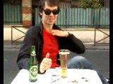 что будет если ментос положить в пиво