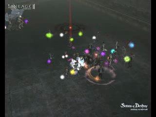 La2world C4, GvG, клан LifeForce