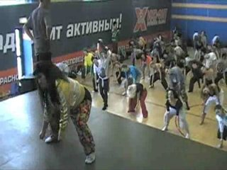 Project818 Andre Fuentes мастер классы Jazz Джаз Rihanna Fire Bomb ALL SAKURA ON STAGE