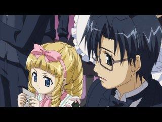 Секрет Харуки Ногидзаки (2 сезон) - Невинность / Nogizaka Haruka no Himitsu - Purezza TV2 - 5 серия [NIKITOS] [2009] [SHIZA.TV]