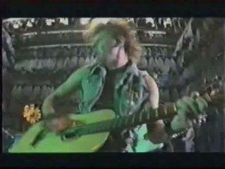 Сектор Газа - Колхозный Панк (1992) (Первый Официальный Клип)