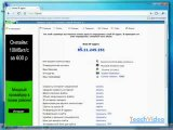 Windows 7 Настройка сетевого подключения для локальной сети